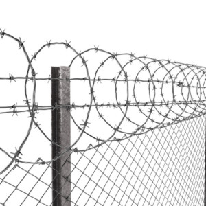 prisoner of war barbed wire