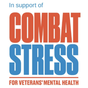 Combat Stress, who support veterans with post traumatic stress